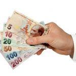 Yeni yılda asgari ücret 1.404 TL olarak belirlendi.