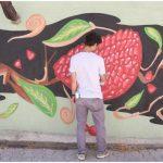 Graffiti turizmi