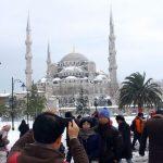 İstanbul'un 2016 turizm rakamları açıklandı