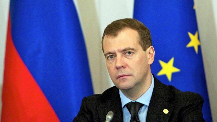 Rusya Başbakanı Dmitriy Medvedev, Soçi'de bulunan Olimpiyat tesislerinin kullanımına ilişkin toplantıda yaptığı açıklamada...