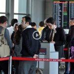 Havalimanında ABD Vizesi krizi