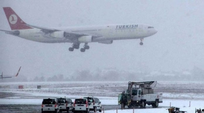 THY'ye kış darbesi, zarar 100 milyon TL