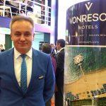 Manavgat Çolaklı'da yer alan VONRESORT Hotels Genel Müdürü Süleyman Gürpınar