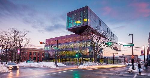 Kanada, Halifax Merkez Kütüphanesi ile ilgili görsel sonucu