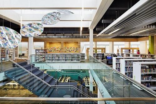 amerika Lawrence Halk Kütüphanesi ile ilgili görsel sonucu