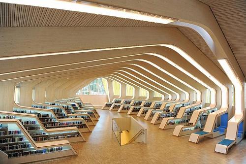 Norveç, Vennesla Kütüphanesi ile ilgili görsel sonucu