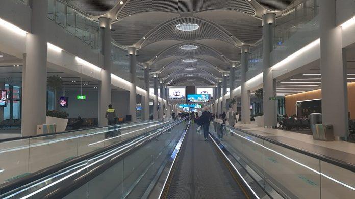 istanbul Havalimanı Turizm Günlüğü