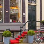 Amsterdam'ın özgürlükçü ruhuna uygun bir otel