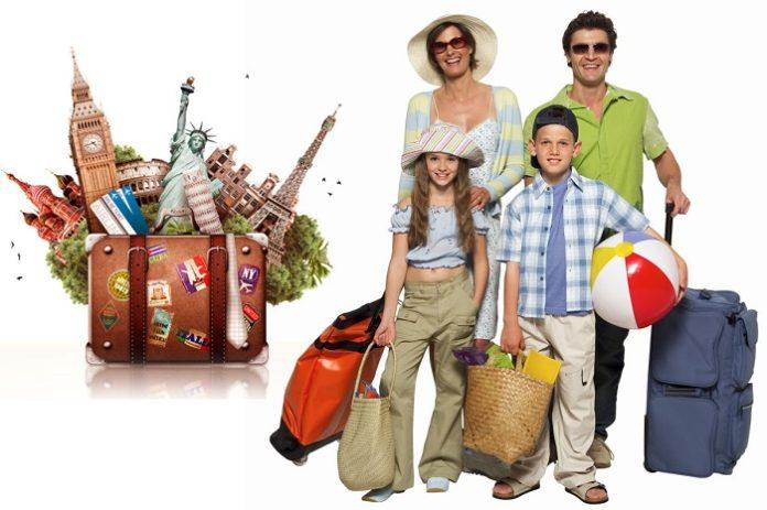 aile, tatil, seyahat