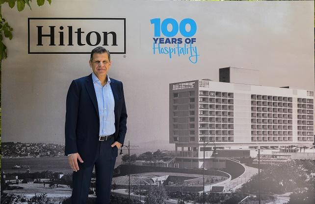 Hilton Üst Sınıf Otellerden Sorumlu Türkiye Bölge Müdürü Armin Zerunyan