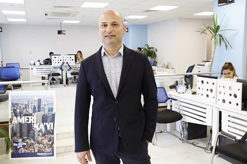 Prontotour Genel Müdür Yardımcısı (CMO) Gürkan Erol