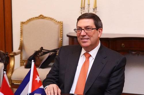 Küba Dışişleri Bakanı Bruno Rodríguez Parrilla kararı değerlendirdi