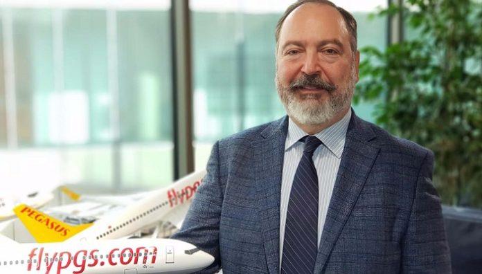 Pegasus, IATA'nın Yönetim Kurulu'na girdi. Foto: kokpit.aero