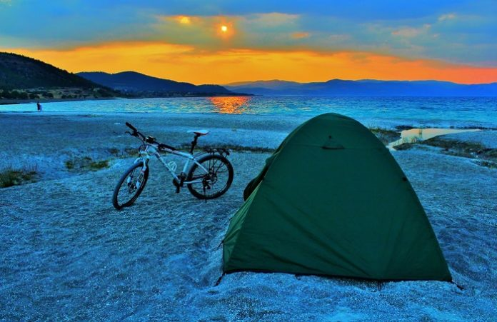 Türkiye'nin en iyi kamp alanları.