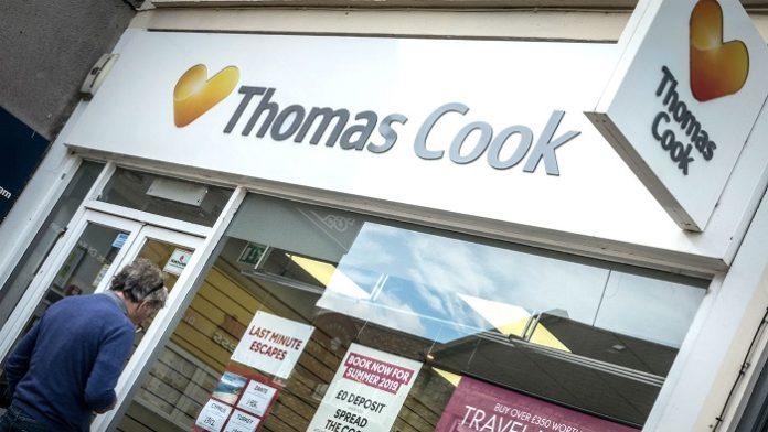 Thomas Cook Çİn'li Fosun'dan ön teklif aldı