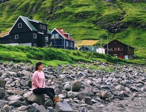 "5. ""Tjørnuvík""köyü."