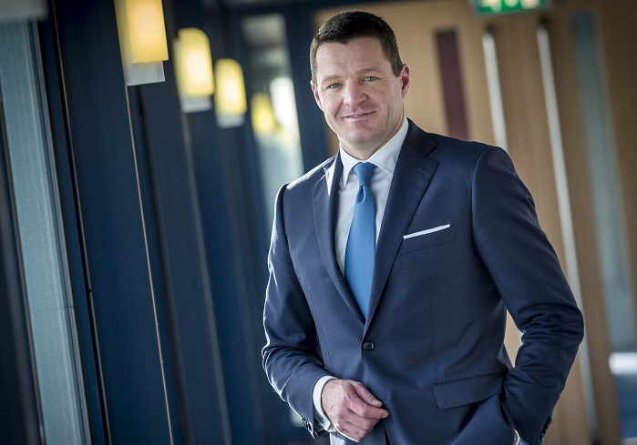 KLM Başkanı ve CEO'su Pieter Elbers