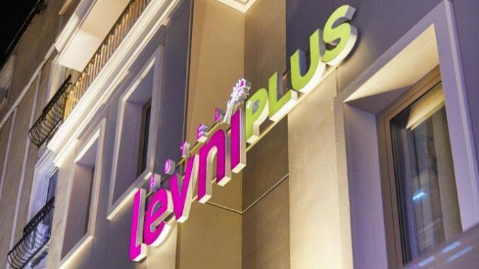 Levni Plus Hotel, İstanbul Sirkeci'de hizmete girdi.
