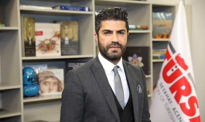 TÜRSAB Yönetim Kurulu Üyesi İbrahim Halil KALAY