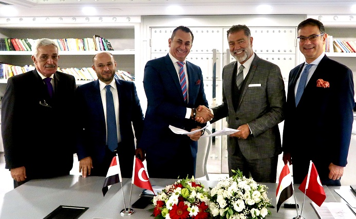 Sianji Hotels, Mısırlı Boulevard Tourism Development Company ile Wellness otel sözleşmesi imzaladı.