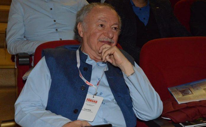 TÜRSAB Kültür Turizmi İhtisas Başkanı Faruk Pekin