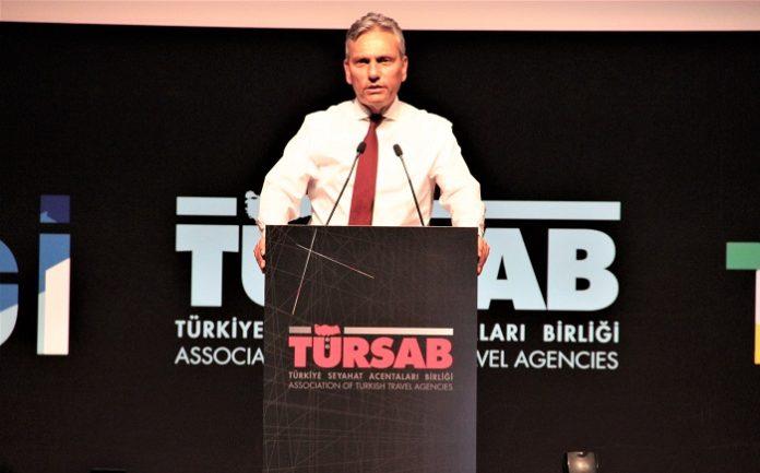 24 Dönem TÜRSAB Başkanı Firuz Bağlıkaya