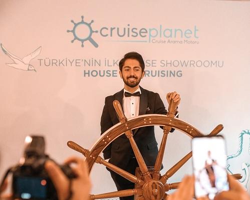 Cruise Planet Cruise Müdürü Onur Ovacık