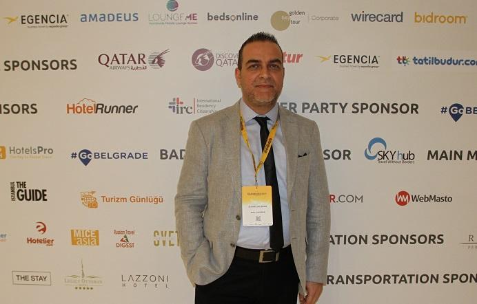 MSC Cruises Türkiye Ticari Direktörü Burak Çalışkan