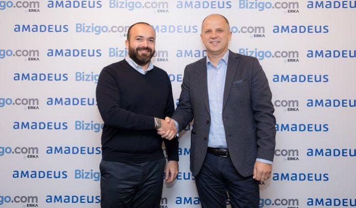 Erka Grubu Ceo'su Serhat Kahraman Amadeus Türkiye Genel Müdürü Eric Willems
