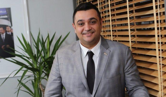 Radisson Blu Hotel Vadistanbul Genel Müdürü Fercan Başkan