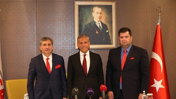 TÜRSAB ve HESTOUREX arasında iş birliği anlaşması imzalandı.