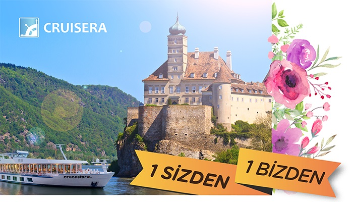 Avrupa nehir turları promosyon