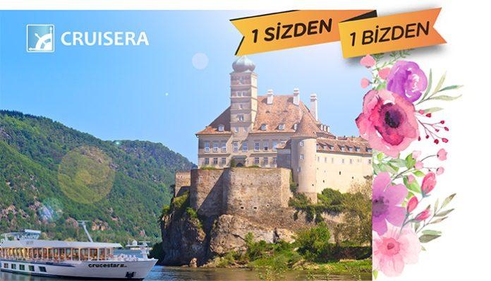 Avrupa nehir turları kampanya