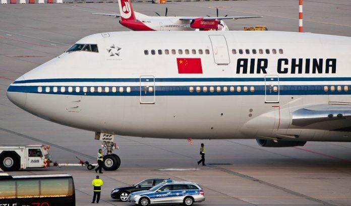 Air China'nın Haziran Ayı Takvimi