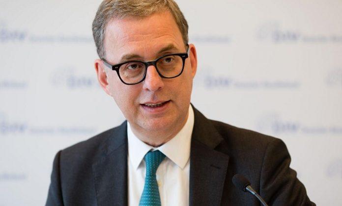 DRV Başkanı Norbert Fiebig