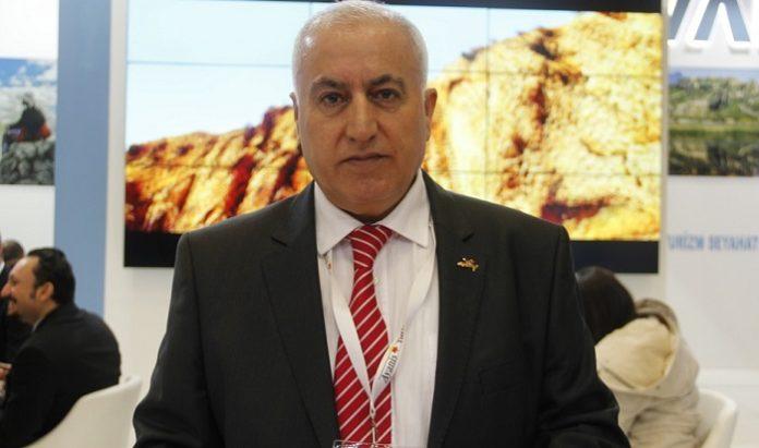 VAHATUDER Başkanı Abdullah Tunçdemir