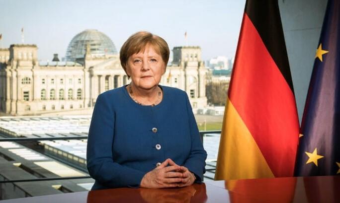 Almanya Başbakanı Merkel