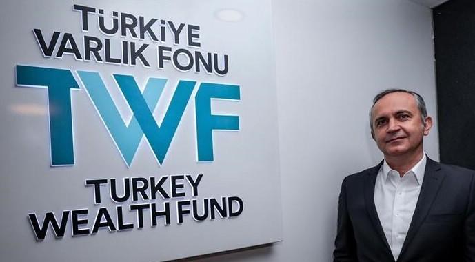 Türkiye Varlık Fonu (TVF) Genel Müdürü Zafer Sönmez