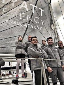 Regency Istanbul Ataköy, Hyatt Regency Istanbul Sailing Ekibi