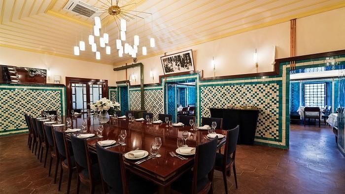 Pandeli Restaurant, Eminönü Merkez