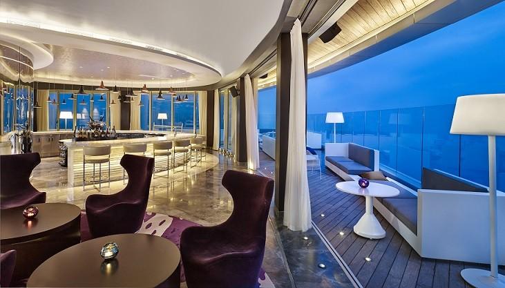 VUE Rooftop - Hyatt Regency İstanbul Ataköy
