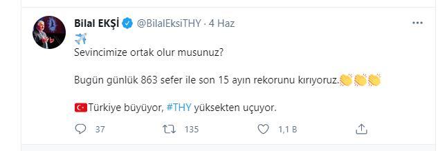 Genel Müdür. Türk Hava Yolları A.O./ CEO,Turkish Airlines Inc.