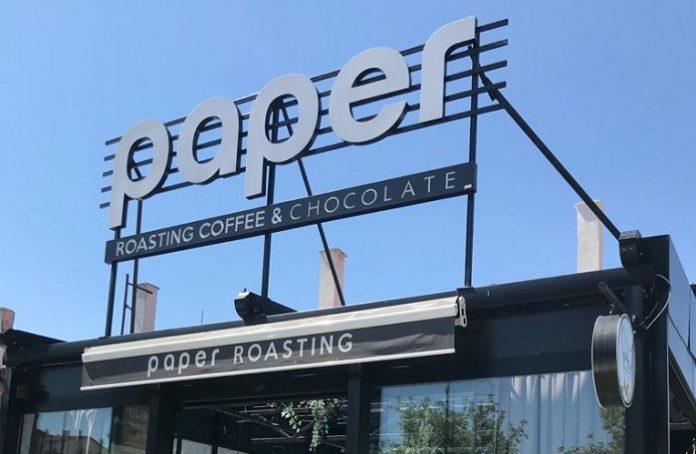 Paper Roasting Coffee Ümitköy